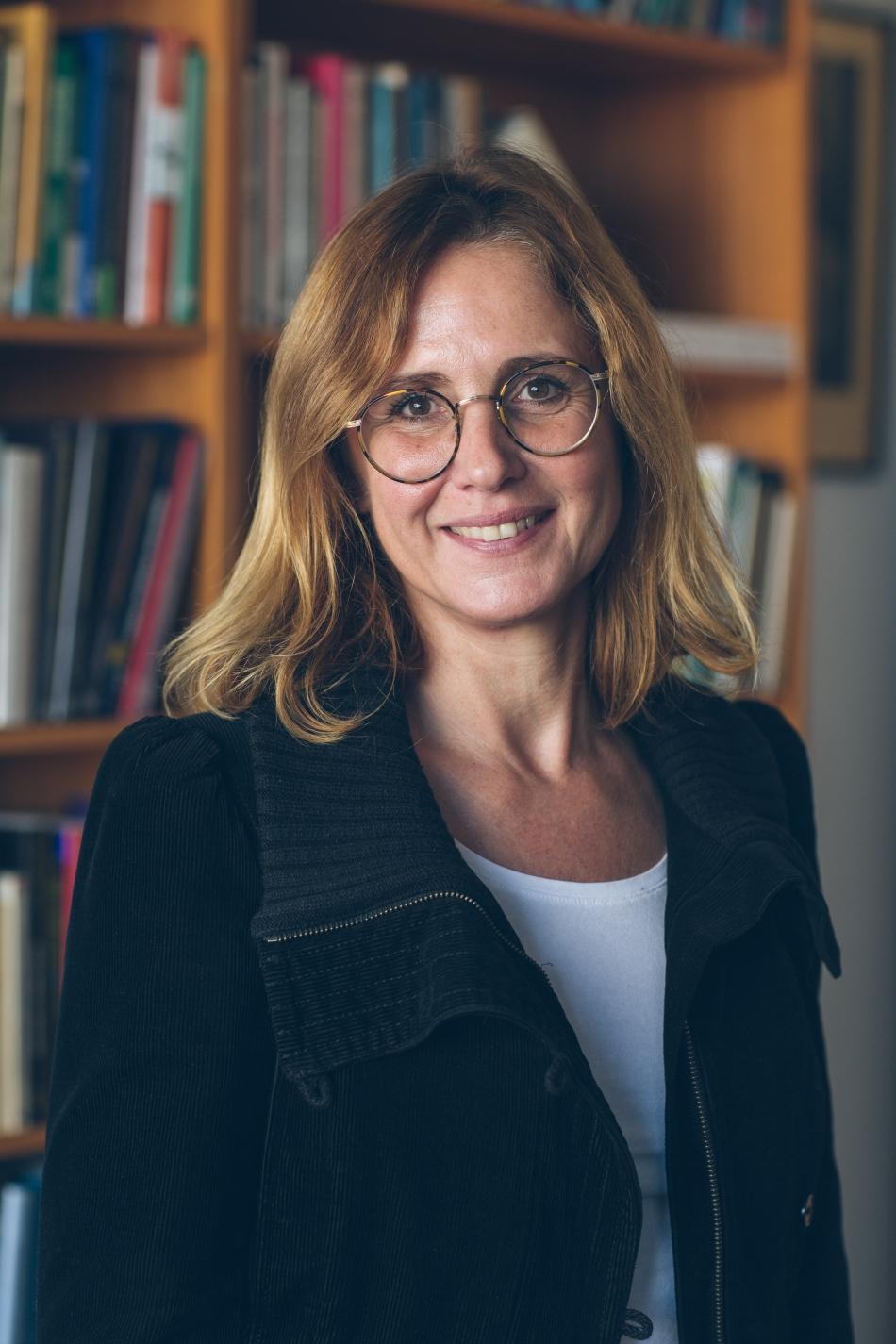 Karen Celis, professor Politicologie en co-directeur van VUB's gender- en diversiteitsonderzoekscentrum RHEA