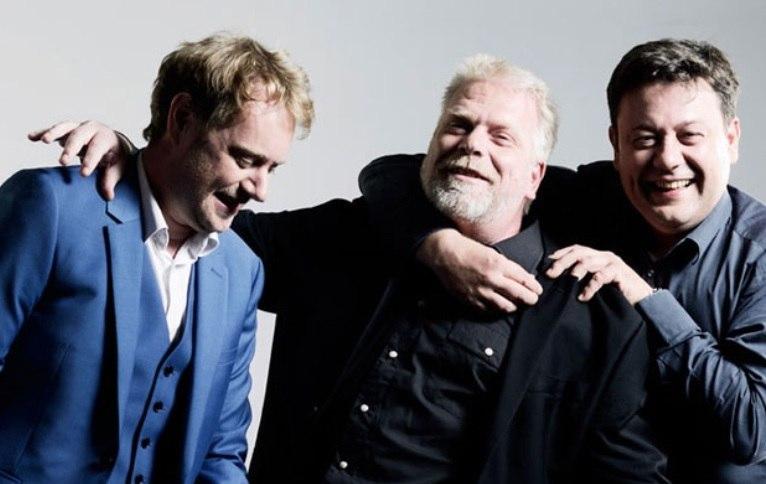 V.l.n.r.: Wouter Verschelden, Mick Van Loon en Patrick Van Waeyenberge © Newsmonkey.be